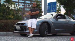 Esse operário brasileiro tem um Nissan GT-R no Japão (veja quanto custam os carros lá)