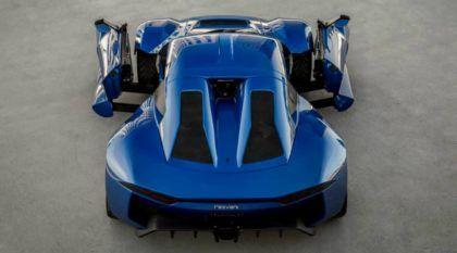 Novidade como você nunca viu: Conheça o Rezvani Beast Alpha (com seu motor de 507cv e portas deslizantes)