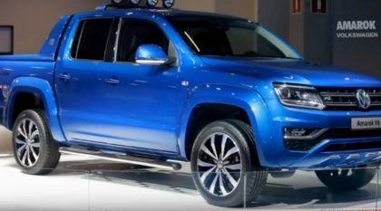 Caminhonete mais rápida do Brasil? VW Amarok ganhará motor V6 Diesel (mas só em 2017)