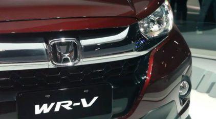 Lançamento mundial: Honda WR-V primeiro no Salão do Automóvel 2016