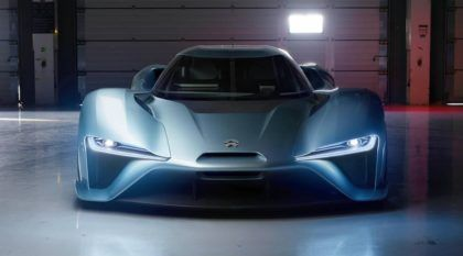 Novidade surreal: Ele tem 1360 cv, é chinês e agora é o hipercarro (elétrico) mais rápido do mundo