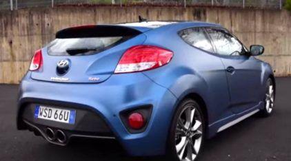 Hyundai Veloster Turbo: desempenho e detalhes da versão que faz falta por aqui