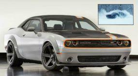 Lançamento surpreendente: esse é o primeiro Muscle Car com tração nas quatro rodas (vídeo revela o Dodge Challenger GT)