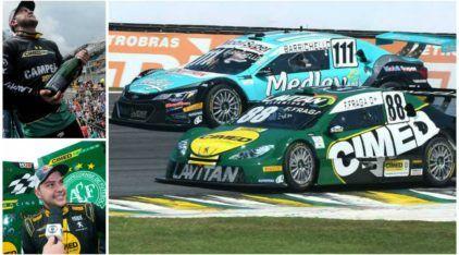 Felipe Fraga supera Barrichello e se torna o campeão (mais jovem) da Stock Car