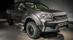 Novidade Brutal: Vídeo revela Ford Ranger com preparação exclusiva do Valentino Rossi