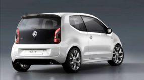 Agora é oficial: Volkswagen vai lançar (e já está testando) versão GTi do Up!
