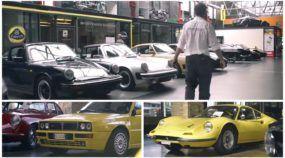 Classic Remise: loja, museu ou oficina? Na verdade, um Santuário de clássicos e supercarros!