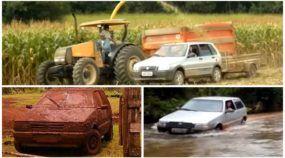 Tem coisas que só o Fiat Uno das antigas consegue fazer. Confira aqui!
