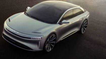 Chegando a 349,2 km/h, novo carro elétrico tem mais de 1.000 cv e impressiona pela beleza