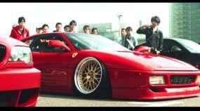 Conexão Japão: Ferrari cabulosa, overdose de supercarros e muitos carros