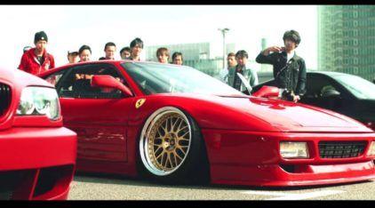 """Conexão Japão: Ferrari cabulosa, overdose de supercarros e muitos carros """"stance"""""""