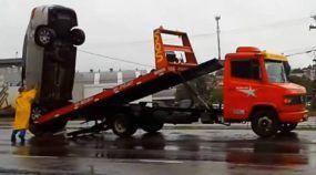 Vídeo: 10 Guincheiros que se atrapalharam totalmente (as imagens são impressionantes)