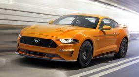 Ford revela novo e polêmico visual do Mustang 2018 (que está a caminho do Brasil e poderá ter 10 marchas)