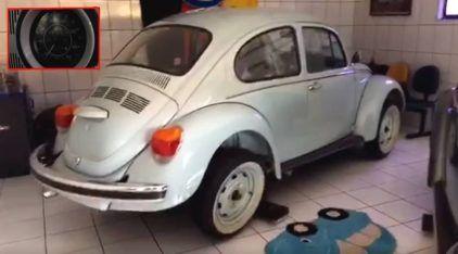 Fusca 0km? Veja o impressionante descobrimento desse modelo mexicano (sem uso) 2003/2004 no Brasil