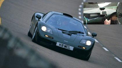Como o lendário McLaren F1 se tornou o carro mais rápido do mundo (andando a mais de 390 km/h)