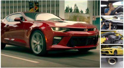 Avaliação completa: Descubra tudo sobre o surpreendente Novo Camaro SS (incluindo o ronco do V8)