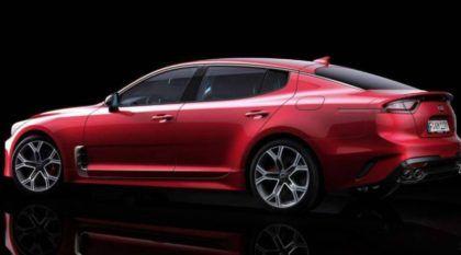 Lançamento TOP: Novo sedan esportivo Kia Stinger GT tem tração traseira e vem para brigar com alemães