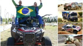 Brasileiros fazem história e vencem Rally Dakar (Vídeo mostra o melhor de todas as disputas insanas)!