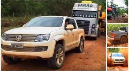 Volkswagen Amarok: Afinal, ela é uma picape bruta? Ou não?