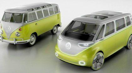 Update: Volkswagen confirma sinal verde para a produção da nova KOMBI (Veja detalhes de perto)