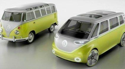 Finalmente uma nova VW Kombi? Veja como pode ser a versão moderna (elétrica e autônoma)
