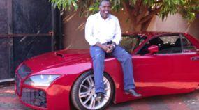 A incrível história do homem que construiu (sozinho) o carro esportivo de seus sonhos de infância