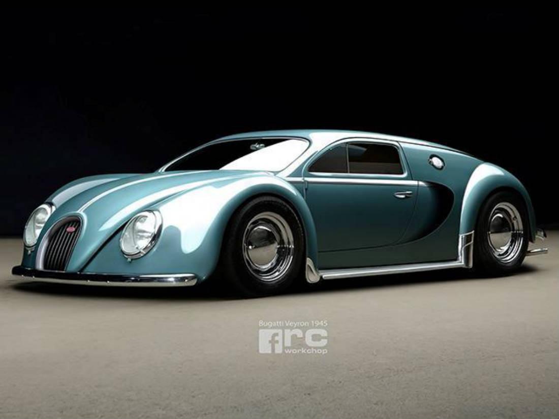 Veyron 1945