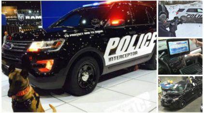 Ford Police Interceptor: Veja como é essa impetuosa Viatura americana (desde a fabricação até os testes balísticos)