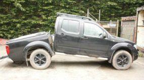 Nissan Frontier apresenta casos de quebra do chassi ao meio (vídeo mostra detalhes)