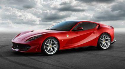 Nova Ferrari 812 Superfast é a mais potente (e rápida) Ferrari de todos os tempos