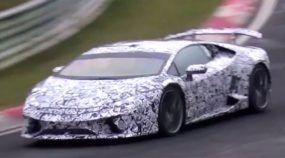 Lamborghini destroi recorde da Porsche! Novo Huracán Performante é agora o carro mais rápido de Nürburgring