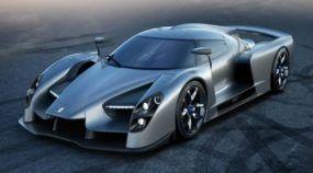 Novo supercarro brutal chega ao mercado (e pretende fulminar o recorde do Porsche 918 em Nürburgring)