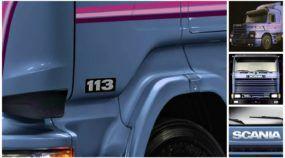 A lenda de volta? Scania terá série especial em homenagem ao (mito) Scania 113H