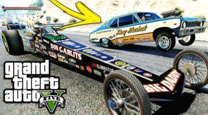 Qual é o carro mais rápido do GTA V? Descubra no racha mais insano do videogame!