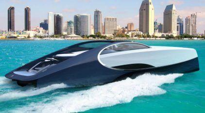 Bugatti Chiron virando um Superbarco? Veja as primeiras imagens oficiais reveladas
