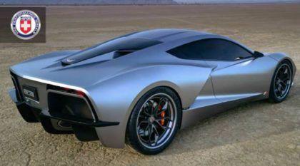 Finalmente está chegando um novo Corvette com o (polêmico) motor central?