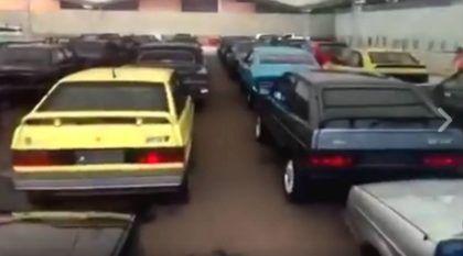 Garagem dos sonhos de Carros Nacionais? Vídeo mostra esse paraíso de raridades