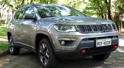 Sucesso no mercado brasileiro, veja avaliações (na cidade e no off-road) do Jeep Compass