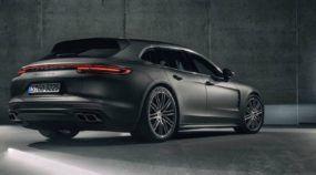 Primeira Perua da Porsche? Revelado novo Panamera Turbo Sport Turismo (com estilo Station Wagon)