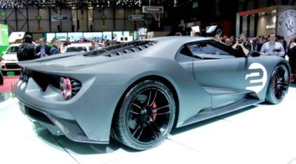 Salão de Genebra (dia 5): Ford GT, RAM Power Wagon, Audi Q8, Porsche e muito mais