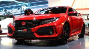 Salão de Genebra (dia 1): Civic Type R, Picape Mercedes-Benz, Lamborghini Huracán Performante