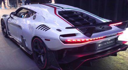 Salão de Genebra (dia 6): Golf R, Camaro, Subaru, Italdesign Zerouno e muito mais