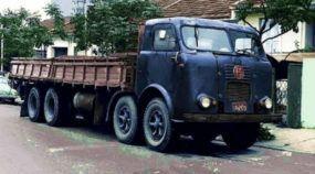 Caminhões clássicos do passado que fizeram história nas estradas