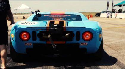 Recorde a 472,5 km/h: Veja esse Ford GT (de rua) destruindo os recordes da Bugatti e Hennessey