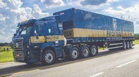 Novidade: Lançado o maior caminhão blindado do Brasil para cargas especiais (contra a bandidagem)