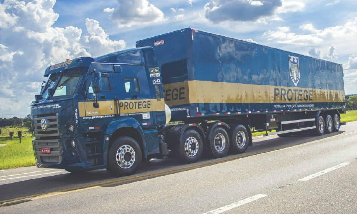 Maior Caminhão Blindado
