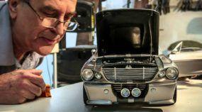Construindo a realidade em outra escala: Conheça esse artista brasileiro e suas miniaturas fabulosas
