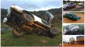 Picape ao extremo: Mitsubishi L200 Triton mostrando toda sua brutalidade