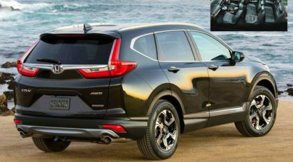 Agora é oficial: Apresentado novo Honda CR-V com 7 lugares (pela primeira vez na história)