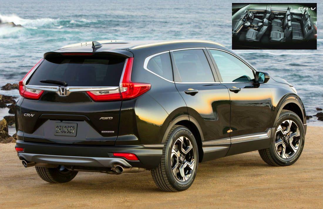 Agora é oficial: Apresentado novo Honda CR-V com 7 lugares ...